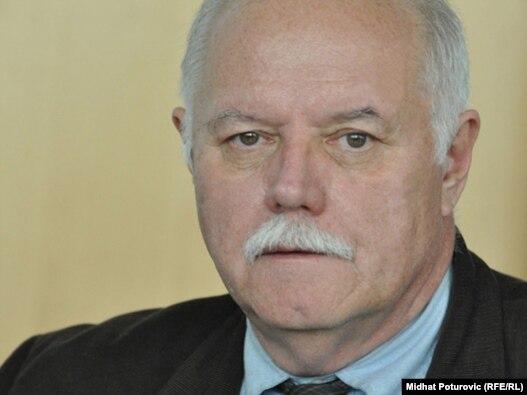 Kemal Kurspahić, novinar