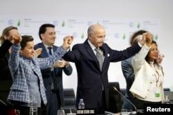 İqlim dəyişikliyi ilə mübarizə sazişi imzalandı