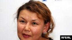 Dzhamilya Dzhakisheva (file photo)
