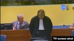 Iz sudnice 27. rujna 2012.
