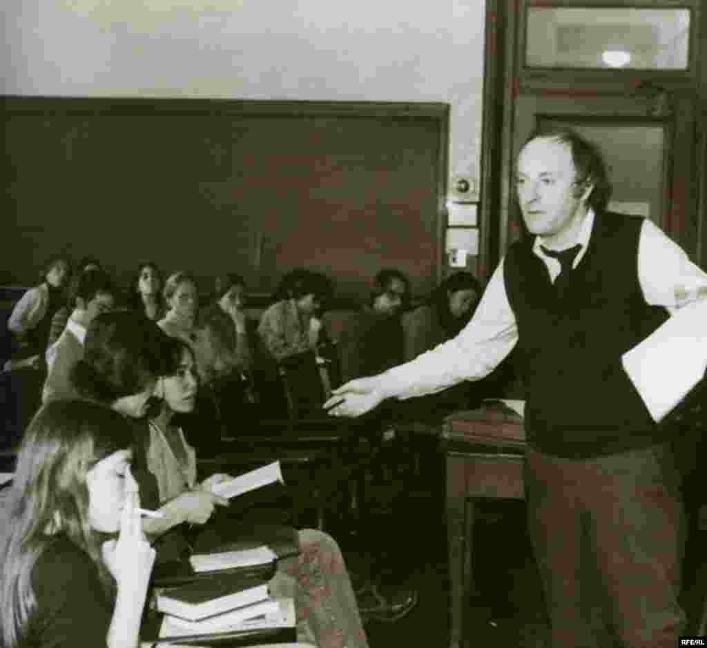 Бродский в Нью-Йорке. Учитель поэзии #3
