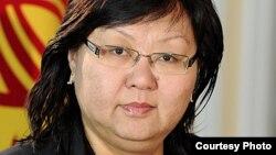 Мира Карыбаева.