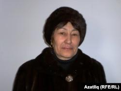 Үләнкүл мәктәбе укытучысы Римма Мәчитова