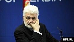 Mirko Cvetković, premijer i novi ministar finansija