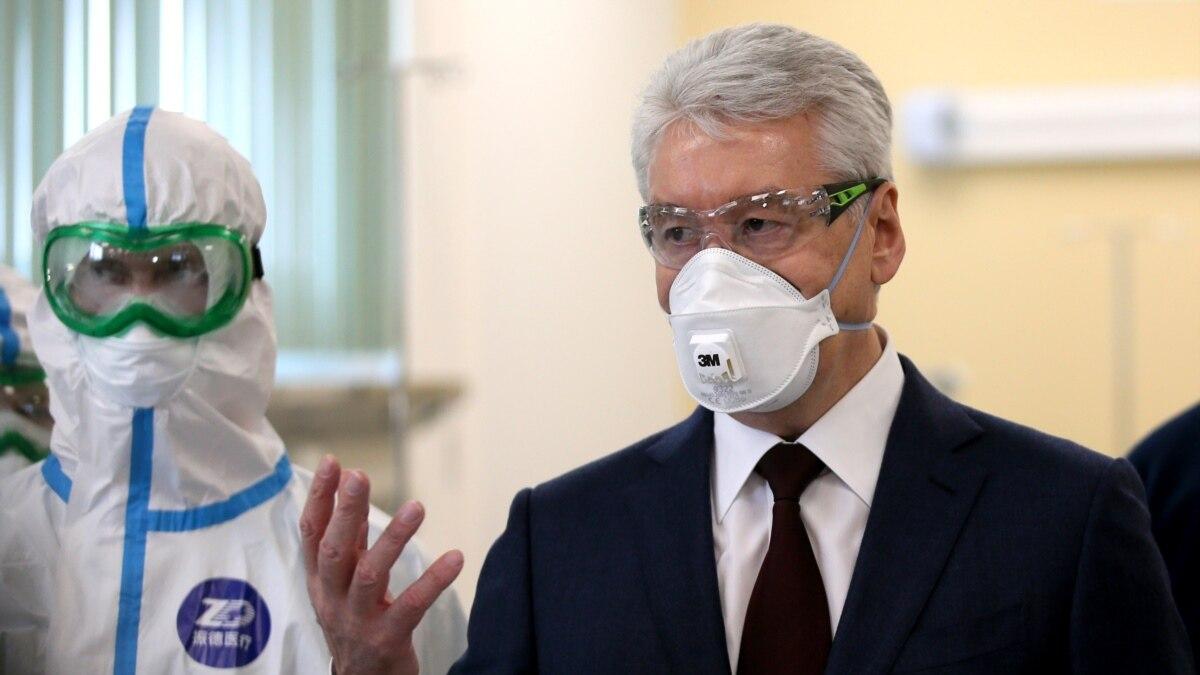 В Москве на COVID-19 болеют около 300 тысяч человек – мэр Собянин