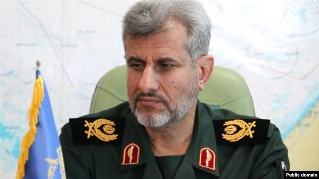 Ramzan Zirahi, IRGC Naval Commander, Bushehr