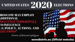 EU vs Disinfo, Figure of the week 2020