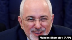 "Iranian Foreign Minister Mohammad Javad Zarif: ""We have ourselves chosen to live in a different way."""