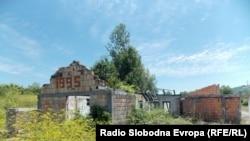 Mesto na kojem je bio logor Šljivovica