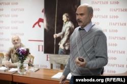 Укладальнік выданьня Ігар Марачкін