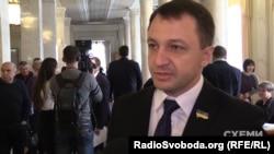 Депутат від «Народного фронту» Тарас Кремінь