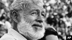 Эрнест Хемингуэй в Испании. 1960 год