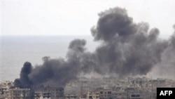 حملات نيروهای لبنانی که با شليک توپ از تانک و توپخانه همراه بود، باعث انفجار چند نقطه در مواضع تحت کنترل گروه فتح السلام شد.