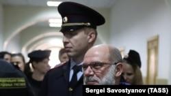 Алексей Малобродский в суде.