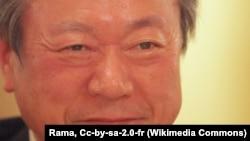 Ёситака Сакурада, ответственный за кибербезопасность в правительстве Японии.
