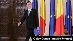 Premierul Ludovic Orban a dezmințit informațiile potrivit cărora președintele Iohannis i-ar fi cerut să candideze la Primăria Capitalei.