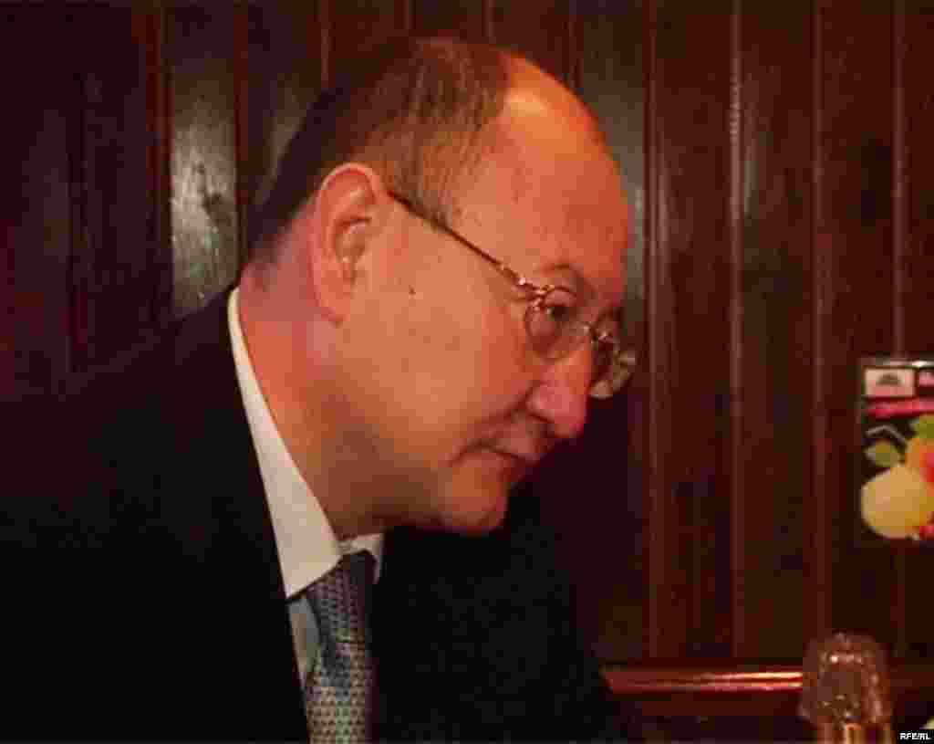 Тайны смерти Алтынбека Сарсенбаева #4
