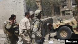 جنود من الجيش العراقي