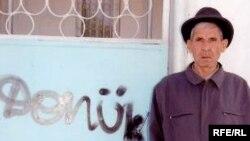Туркменистанскиот активист за човекови права Гурбабдурди Дурдукулиев.