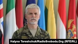 Голова Військового комітету НАТО Петр Павел