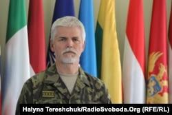 Петр Павел, голова Військового комітету НАТО