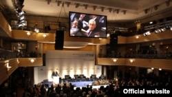 В зале заседания Мюнхенской Конференции-2009