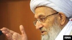 آیتالله مهدوی کنی، رئیس مجلس خبرگان