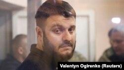 Александр Аваков в зале суда, 1 ноября 2017
