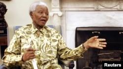 Ish-presidenti i Afrikës së Jugut, Nelson Mandela