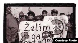 """Milomir Kovačević Strašni: """"Željeli smo samo mir... (Sarajevska sjećanja)"""""""