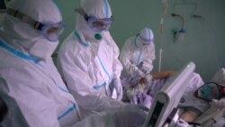 Ukrajinski lekari u borbi protiv COVID-19 bez dovoljno zaštitne opreme