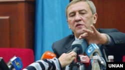 Леонід Черновецький під час роботи на посаді мера Києва, 2006 рік