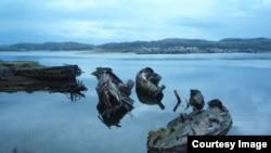 Кладбище лодок