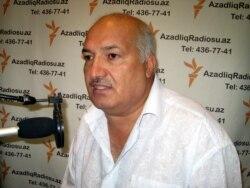 """Sərdar Claloğlu: """"1993-cü ildən proses gedir"""""""