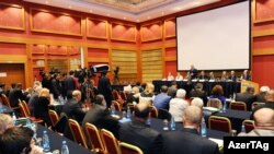 QHT koalisiyasının yığıncağı. 30 aprel 2016