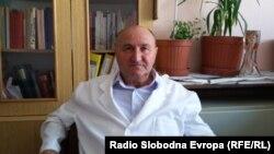Ментор Мела, епидемиолог од Дебар