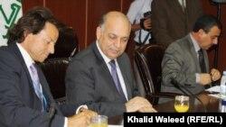 الغضبان يوقع إتفاقاً دولياً لتنمية قدرات الوزارات العراقية