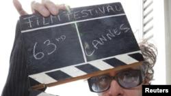 Тим Бартон, глава жюри 63-го Каннского кинофестиваля