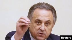 Міністр спорту Росії Віталій Мутко
