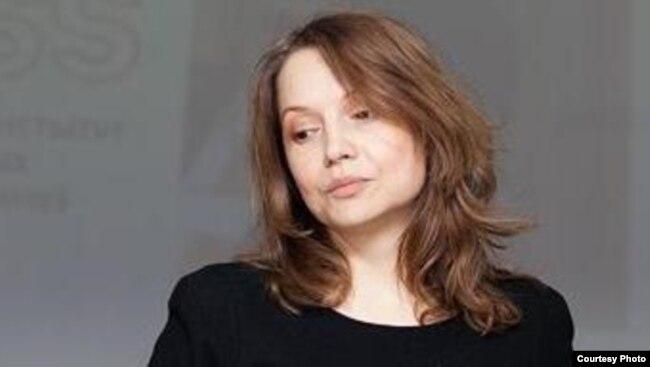 Валерия Касьцюгова.