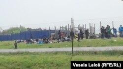 Migranti između Mađarske i Srbije