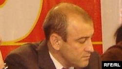 ANS Şirkətlər Qrupunun həmtəsisçilərindən Seyfulla Mustafayev, 24 noyabr 2006