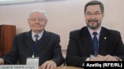 Мирфатыйх Зәкиев һәм Ким Миңнуллин
