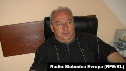 Иле Митковски, секретар на Црвениот крст во Куманово.