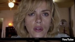 """Luc Besson, """"Lucy"""""""
