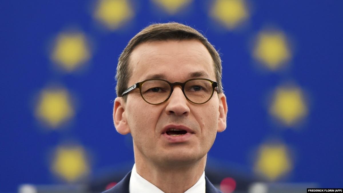 Премьер Польши: ложь Путина о Второй мировой войне является попыткой избежать международного давления