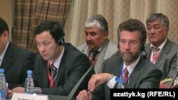 Эл аралык донорлордун жыйыны. Бишкек, 27-июль.
