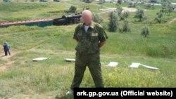 Учаснику «самооборони Криму» повідомили про підозру