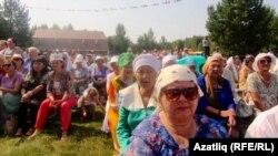 """Искер-җыен"" фестивалендә катнашучылар. 2016 ел"