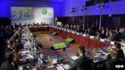 Ședință organizată la Berlin pe tema încălzirii globale